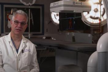 Dr. Rob Berry on interventional radiology suites